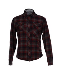 Consumers Guide Shirts Shirts Men Brick Red