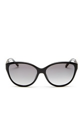 Escada Women's Cat Eye Sunglasses Black