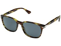 Persol 0Po3164s Brown Tortoise Yellow Grey