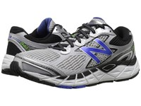 New Balance 840V3 Silver Blue Men's Running Shoes