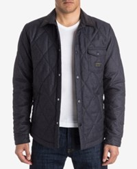 Quiksilver Men's Marbling Jacket Dark