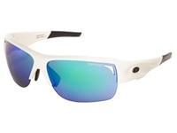 Tifosi Optics Elder Interchangeable Matte White Athletic Performance Sport Sunglasses