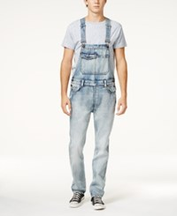 American Rag Men's Porter Cotton Overalls Only At Macy's Mist Wash