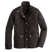 J.Crew Quilted Puffer Jacket