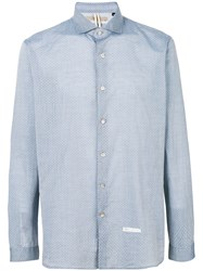 Dnl Dotted Style Shirt Blue