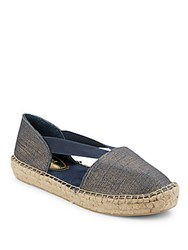 Kenneth Cole Reaction How Nol Espadrilles Navy