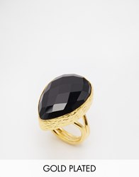 Ottoman Hands Exclusive Onyx Stone Ring
