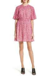Kate Spade Women's New York Pinata Silk And Cotton Dress
