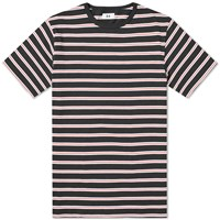 Head Porter Plus Border Tee Black