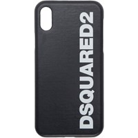 Dsquared2 Black Logo Iphone X Case