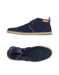 Dsquared2 Footwear Espadrilles Men Dark Blue