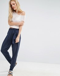 Y.A.S Lilly Pant Eclipse Black