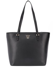 Dkny Large Whitney Tote Black