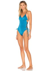 Lovers Friends Blakely One Piece Blue