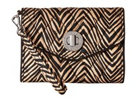 Vera Bradley Your Turn Smartphone Wristlet Zebra Wristlet Handbags Animal Print