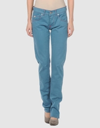 Maison Clochard Casual Pants Pastel Blue