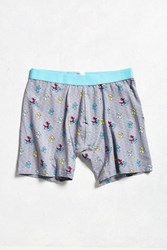 Urban Outfitters Balloon Dogs Boxer Brief Grey