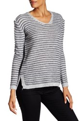 Luma Long Sleeve Sweater Gray
