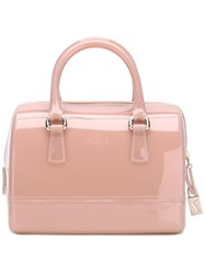 Furla 'Candy' Bag Nude Neutrals