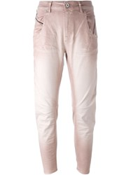 Diesel Black Gold 'Type 147' Jeans Pink And Purple