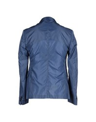 Prada Suits And Jackets Blazers Men Blue