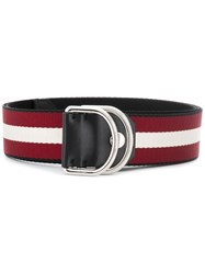 Bally Copper Belt Red