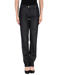 Michael Kors Denim Denim Trousers Women Blue