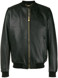 Billionaire Bomber Jacket Black