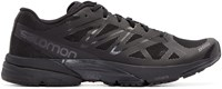 Salomon Black S Lab Speed Sneakers