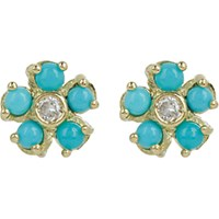 Jennifer Meyer Women's Flower Studs No Color