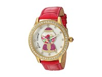 Betsey Johnson Bj00131 122 Bubble Gum Pop Gold Pink Watches