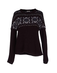Scout Sweaters Dark Brown