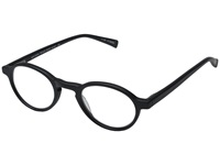 Eyebobs Board Stiff Matte Black Reading Glasses Sunglasses