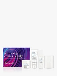 This Works With Sleep Comes Beauty Bodycare Gift Set