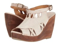 Volatile Sloane Off White Women's Wedge Shoes