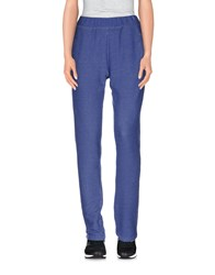 Dimensione Danza Trousers Casual Trousers Women Blue