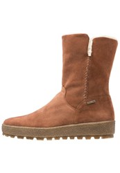 Gabor Winter Boots Tabacco Brown