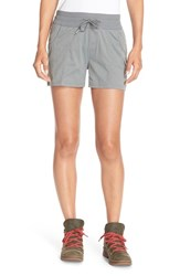 The North Face Women's 'Aphrodite' Woven Cargo Shorts Sedona Sage Grey