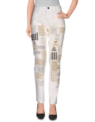 Each X Other Jeans White