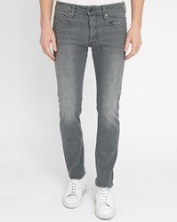 G Star Grey 3301 Slim Fit Jeans