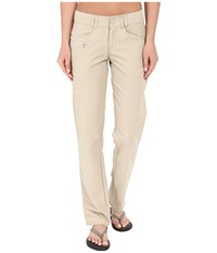 Mountain Hardwear Ramesa Pants Fossil Women's Casual Pants Beige