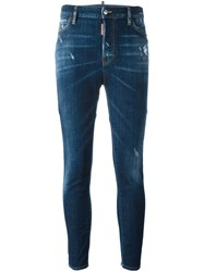Dsquared2 'Londean' Jeans Blue