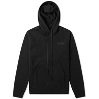 Unravel Project Skull Print Hoody Black