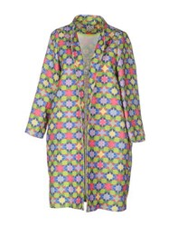 Douuod Coats And Jackets Coats Women Acid Green