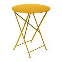 Fermob Bistro Garden Table 60Cm Honey