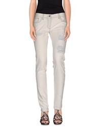 Dolce And Gabbana Denim Denim Trousers Women