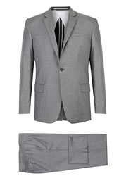 Kilgour Grey Wool Suit
