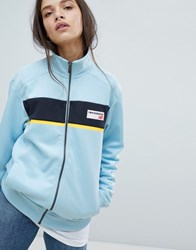 New Balance Track Jacket In Blue
