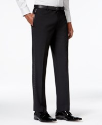 Inc International Concepts Slim Fit Tuxedo Pants Only At Macy's Black