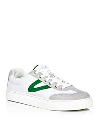 Tretorn Josh Lace Up Sneakers Ivory